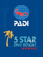PADI-5-star-center-logo