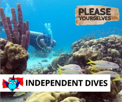 Independent dives