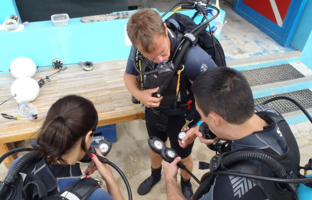 Why choose TDB for your dive course