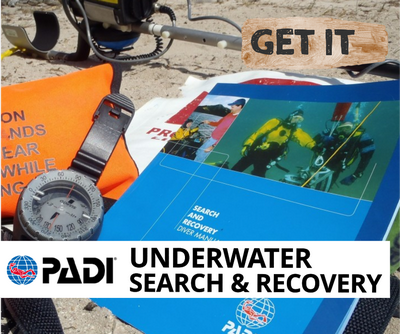 PADI Underwater Search and Recovery